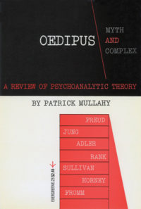 Oedipus: Myth and Complex by Patrick Mullahy. Grove Press. 1955; Reprint. Evergreen Paperback. Cover designed by Roy Kuhlman.