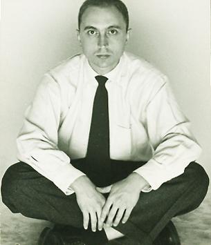 Roy Kuhlman, circa 1950s.